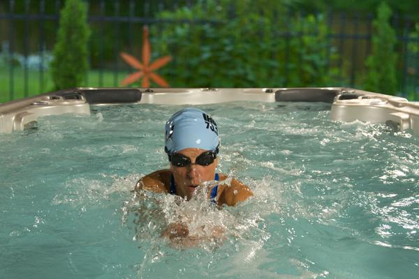 זרם השחייה